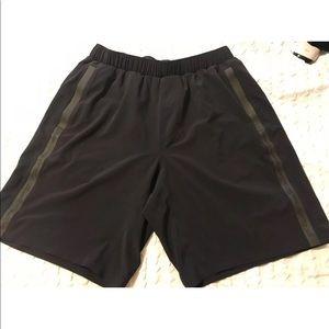 Lululemon Black Shorts Men's L